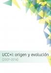 Portada UCC+i Origen y evolución (2007 - 2014)