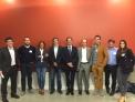 Comunidad de científicos españoles en California
