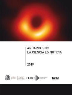 Portada Anuario SINC. La ciencia es noticia 2019