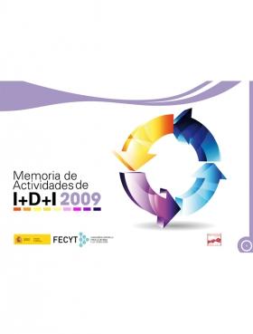 R&D&I Activities Report 2009