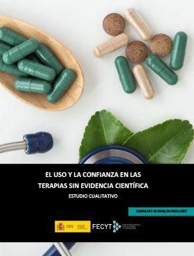 El uso y la confianza en las terapias sin evidencia científica