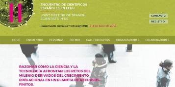 Segundo encuentro de científicos españoles en EEUU