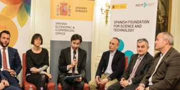 Promotion of the Spanish Biotech industry in London