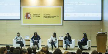 Jornada 'Día Internacional de las Mujeres y las Niñas en la Ciencia'