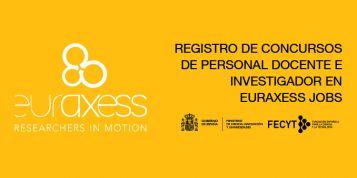 EURAXESS Jobs publicará las ofertas de empleo de personal investigador y docente universitario