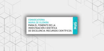 Resolución provisional de la Convocatoria de ayudas para el fomento de la investigación científica de excelencia María de Guzmán 2019