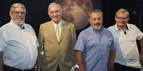FECYT se suma a la celebración del 50 aniversario de la llegada del hombre a la Luna