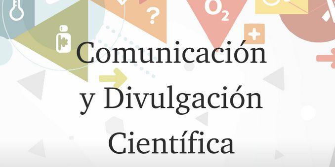 Jornada Comunicación y Divulgación Científica