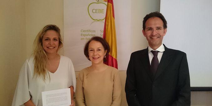 Se constituye la asociación de Científicos Españoles en Bélgica (CEBE)