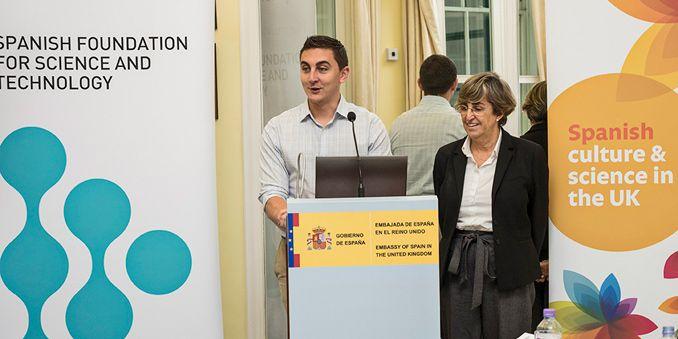 Embajadores para la ciencia: Josefina Beltrán y Lorenzo de la Rica. Economía y ciencia.