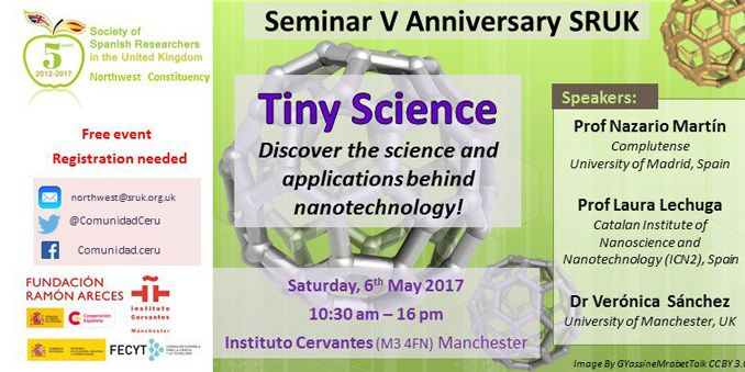 FECYT participa en una jornada sobre nanotecnología en Manchester