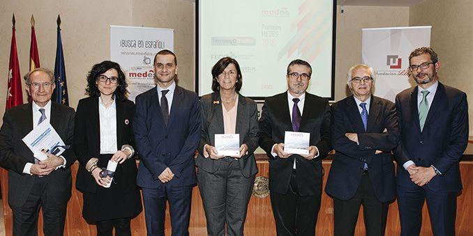 La iniciativa IMMUNOMEDIA y la FECYT, premios MEDES 2018 por el fomento del español en la ciencia