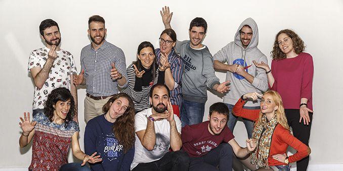 Estos son los 12 semifinalistas de FameLab España 2019