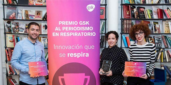 Un reportaje de la agencia SINC recibe una mención de honor en el I Premio Periodismo en Respiratorio 'Innovación que se respira'
