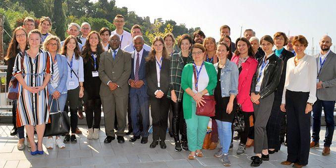 FECYT colabora en el primer taller de diplomacia científica europea en Trieste
