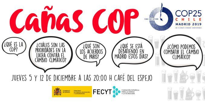 La Fundación Española para la Ciencia y la Tecnología se suma a la celebración de la Cumbre del Clima