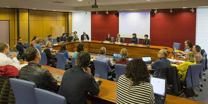 FECYT participa en el proyecto europeo ETHNA System