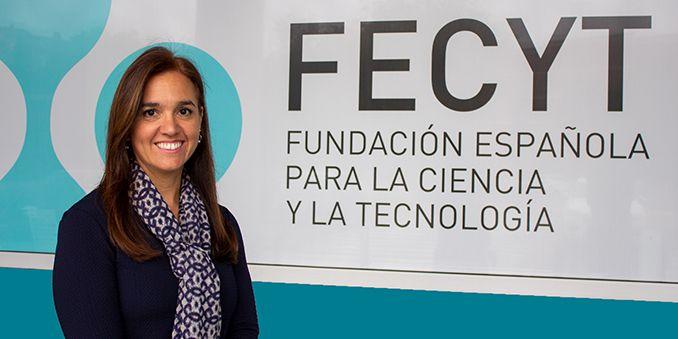 Cecilia Cabello, nueva directora general de la Fundación Española para la Ciencia y la Tecnología