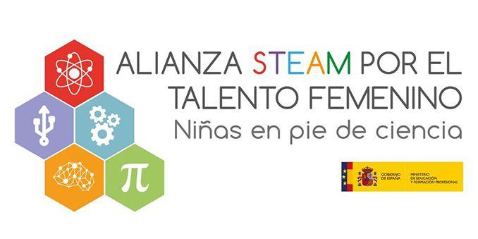 FECYT se une a la Alianza STEAM por el talento femenino