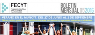 Boletin FECYT Mayo 2016