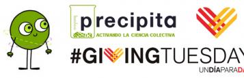 Precipita #GivingTuesday