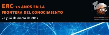 El Consejo Europeo de Investigación (ERC) cumple 10 años