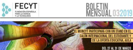 Boletín - Marzo 2019