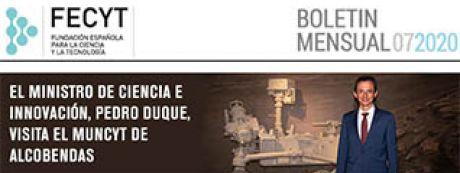 Boletin FECYT Julio 2020
