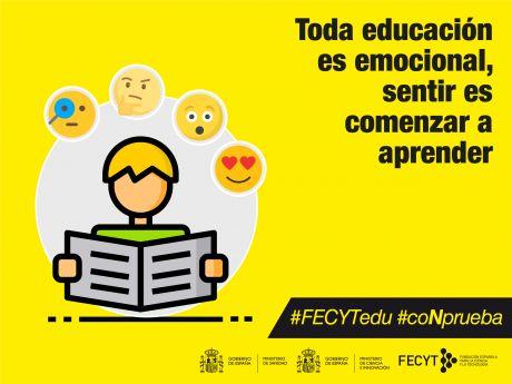 Las emociones están en el centro de los procesos educativos