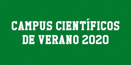 Campus Científicos de Verano