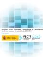 Análisis ICONO: Principales instituciones de investigación excelentes por áreas de conocimiento