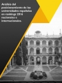 Portada publicación  Posicionamiento de las universidades españolas en rankings 2016