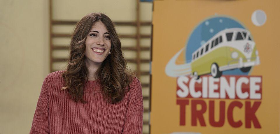 FECYT emite el cuarto programa de Science Truck