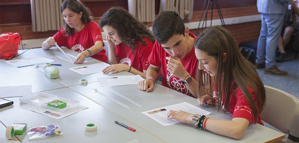 1.552 jóvenes participan en julio en los Campus Científicos de Verano 2019