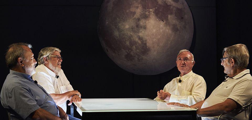 FECYT conmemora con un vídeo el aniversario de la llegada del hombre a la Luna