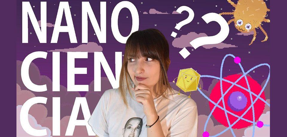 La youtuber de ciencia Anna Morales en 'Science Truck'
