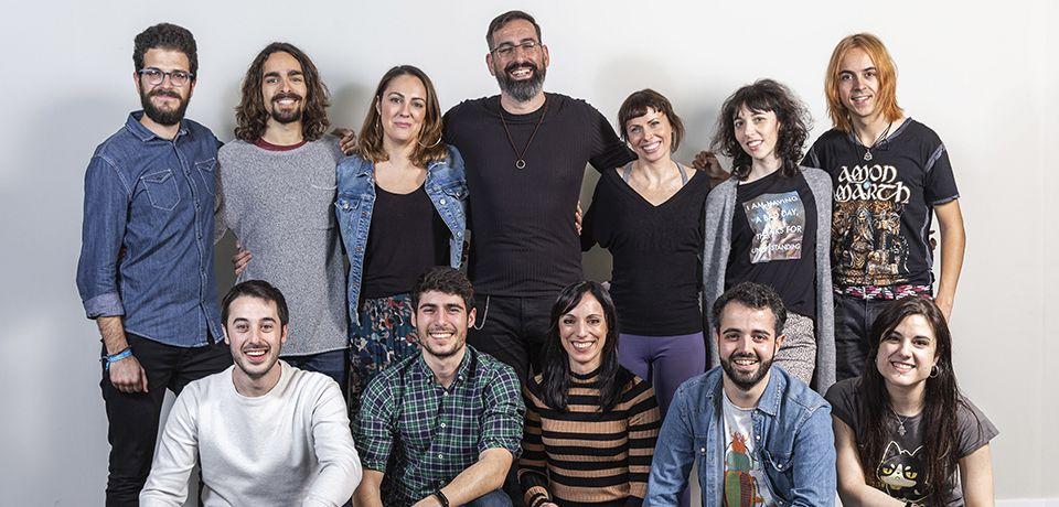 Semifinal FameLab España 2020