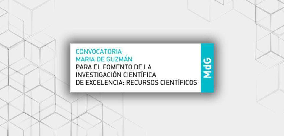 Resolución provisional de la Convocatoria María de Guzmán